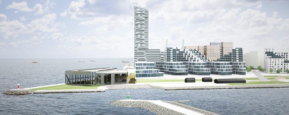 2015, Aarhus Kommune / Sailing Aarhus - International Sejlsport Center