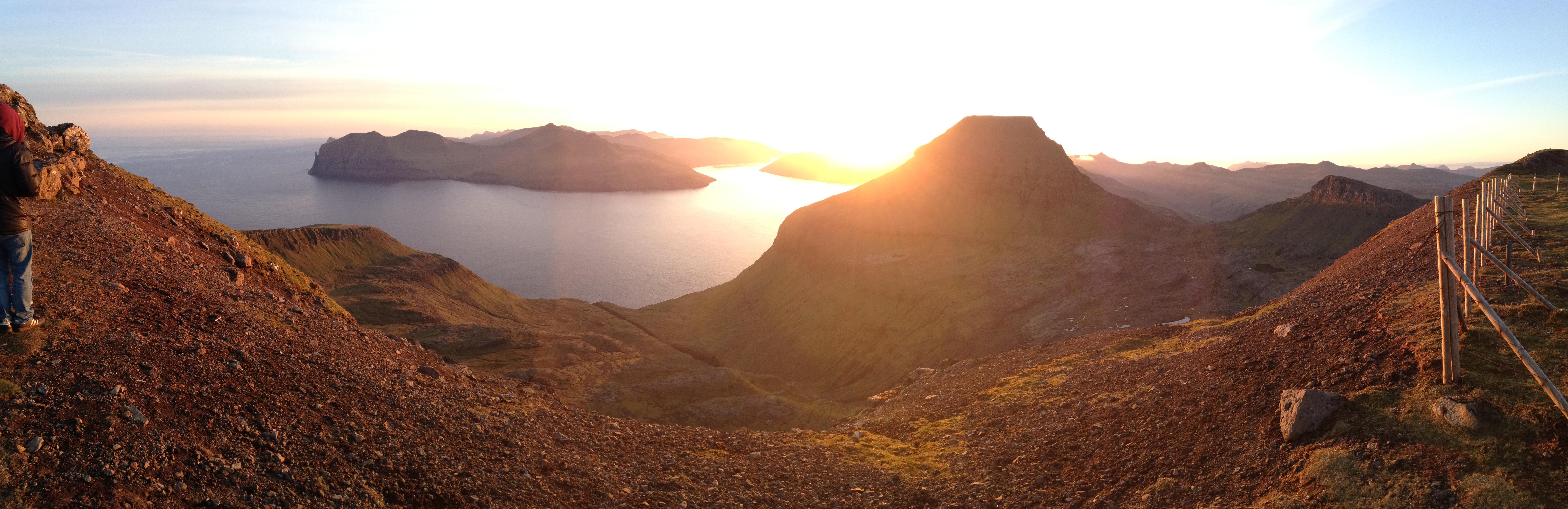 2014, Færøerne, Landsværk - Energirenovering