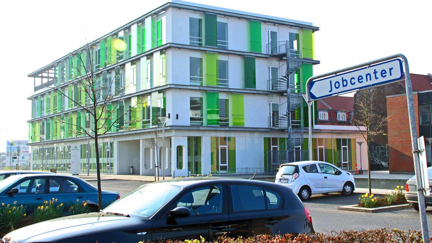 2006, Vejle Kommune, Opførelse af Jobcenter Vejle