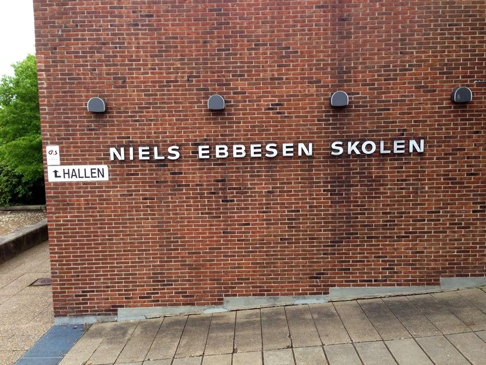 2009, Skanderborg Kommune, Ombygning af Niels Ebbesen skolen