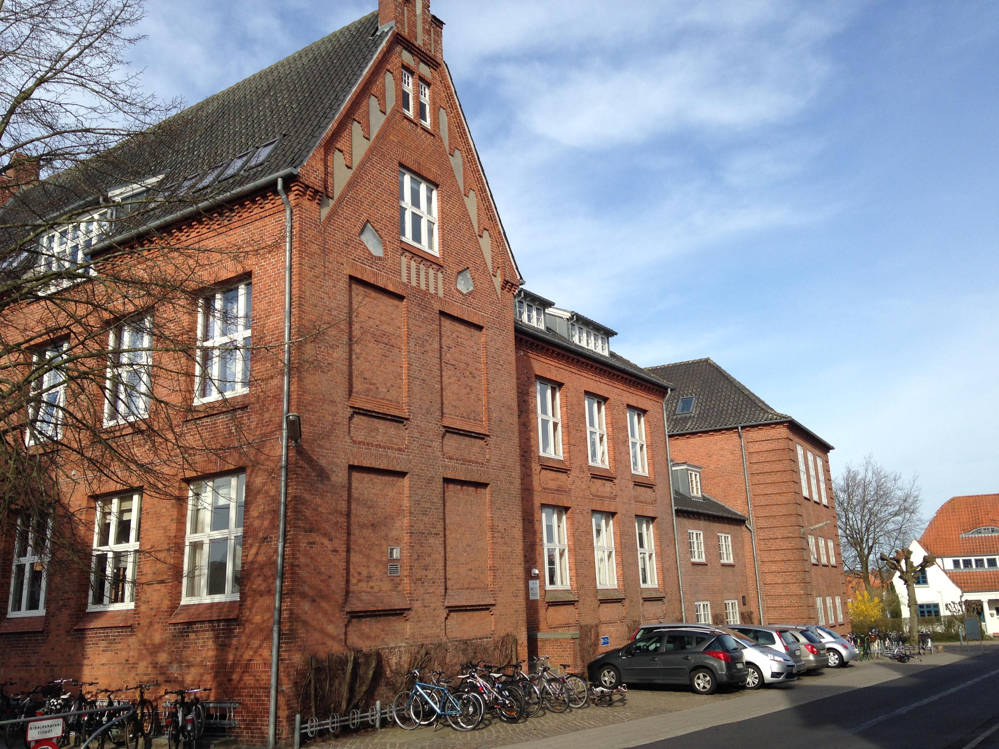 2016, Haderslev Kommune - Ny skole på ca. 5.000 m2